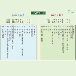 画像3: DVD 『歎異抄』I・II 2巻セット 一章・二章・三章・後序